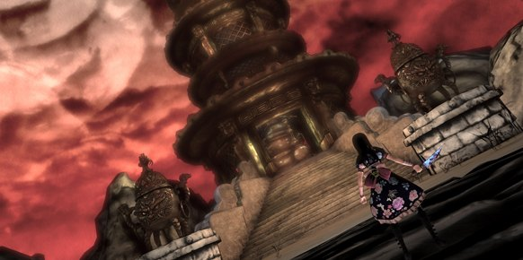 Alice Madness Returns Xbox 360