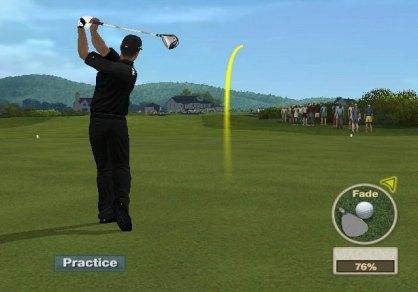 Tiger Woods PGA TOUR 10: Tiger Woods PGA TOUR 10: Impresiones jugables