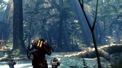 Lost Planet 2: Lost Planet 2: Primer contacto