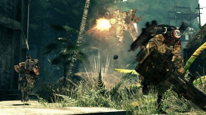 Lost Planet 2: Lost Planet 2: Avance