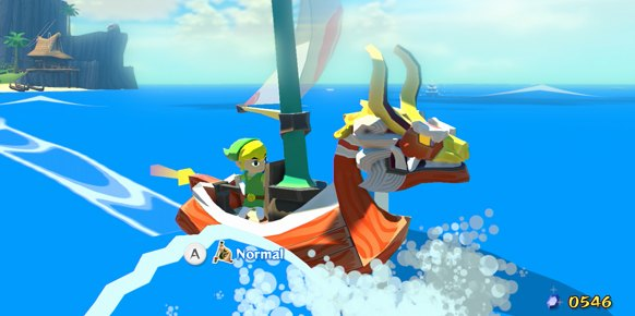 Zelda The Wind Waker análisis