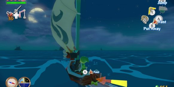 Zelda Wind Waker: Zelda The Wind Waker: Impresiones E3
