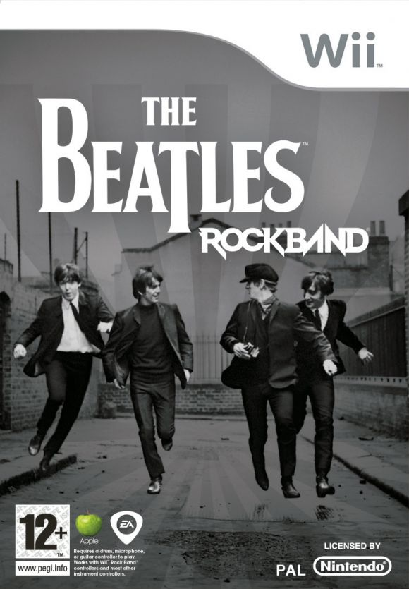 The Beatles Rock Band para Wii