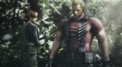 Resident Evil DarkSide Chronicles análisis