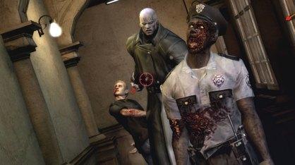 Resident Evil DarkSide Chronicles: Resident Evil DarkSide Chronicles: Impresiones Captivate 09