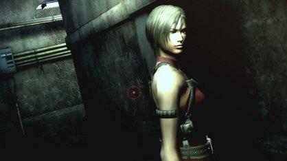 Resident Evil DarkSide Chronicles Wii