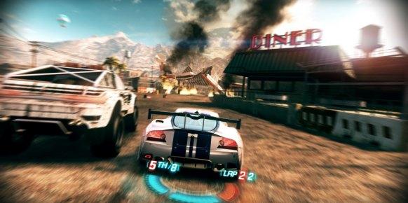 Split Second Xbox 360