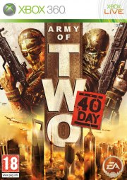 Carátula de Army of Two: The 40th Day - Xbox 360