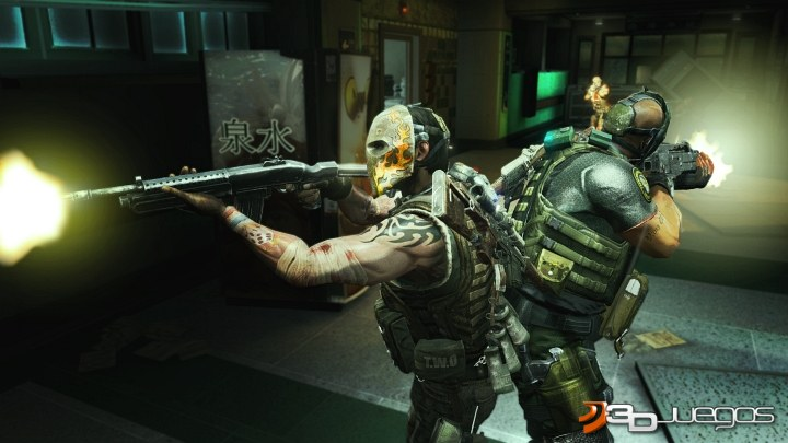 Army of Two The 40th Day - Impresiones Jugables