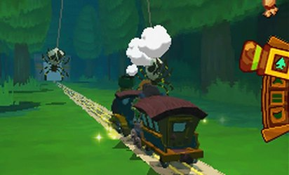 Legend of Zelda Spirit Tracks DS