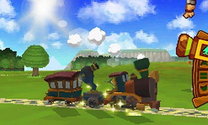 Legend of Zelda Spirit Tracks análisis