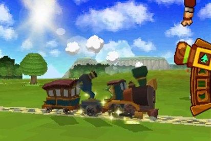 Legend of Zelda Spirit Tracks DS