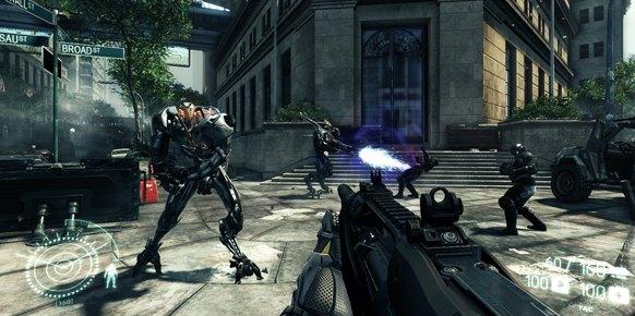 Crysis 2: Crysis 2: Impresiones EA Showcase