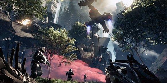 Crysis 2: Crysis 2: Dentro de la Saga