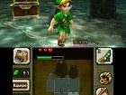 Zelda Majora's Mask 3D - Pantalla