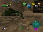 Zelda Majora's Mask - Pantalla