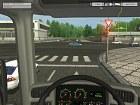 Euro Truck Simulator - Pantalla