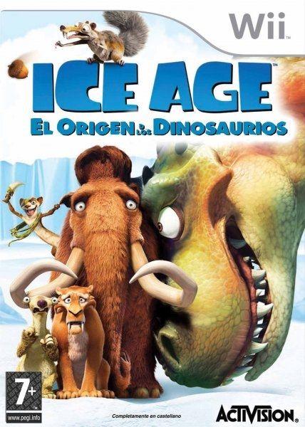 Ice Age 3 El Origen de los Dinosaurios para Wii - 3DJuegos