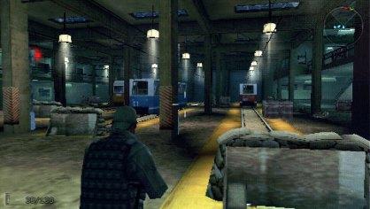 SOCOM U.S. Fireteam Bravo 3 PSP