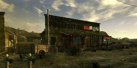 Fallout New Vegas PS3
