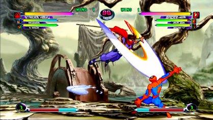 Marvel vs. Capcom 2 análisis
