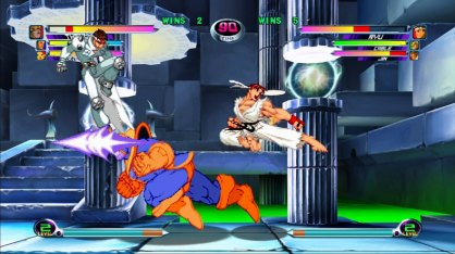 Marvel vs. Capcom 2 Xbox 360