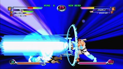 Marvel vs. Capcom 2 Xbox 360