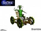 Silas - Pantalla