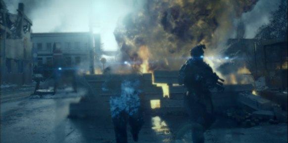 Ghost Recon Future Soldier: Ghost Recon Future Soldier: Primer contacto