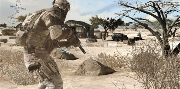 Ghost Recon Future Soldier: Ghost Recon Future Soldier: Impresiones jugables Gamescom
