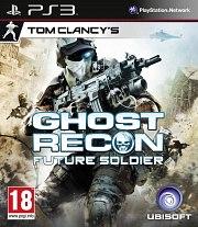 Carátula de Ghost Recon: Future Soldier - PS3