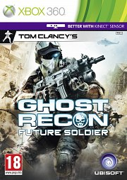 Carátula de Ghost Recon: Future Soldier - Xbox 360