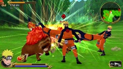 Naruto Shippuden Legends análisis