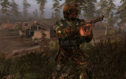 STALKER Call of Pripyat: STALKER Call of Pripyat: Impresiones jugables