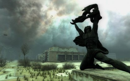 STALKER Call of Pripyat PC