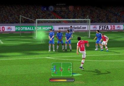 FIFA 10 Wii