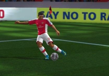 FIFA 10: FIFA 10: Impresiones jugables