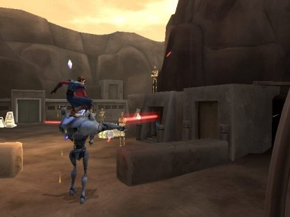 Star Wars The Clone Wars Héroes Wii