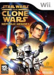 Star Wars The Clone Wars: Héroes Wii