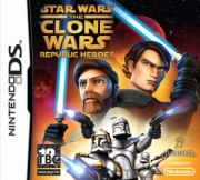 Star Wars The Clone Wars: Héroes DS