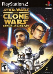 Star Wars The Clone Wars: Héroes PS2