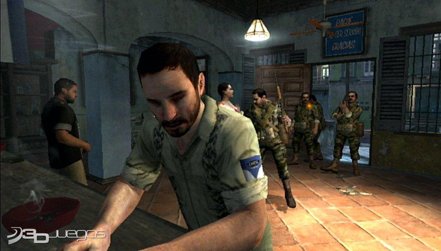 Analisis De Call Of Duty Black Ops Para Wii 3djuegos