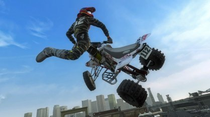 Mx vs. ATV Reflex PS3