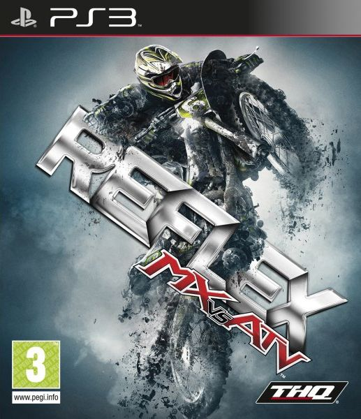 REFLEX MX VS ATV