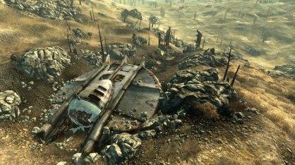 Fallout 3 Mothership Zeta análisis