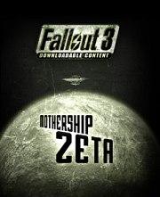 Carátula de Fallout 3: Mothership Zeta - Xbox 360