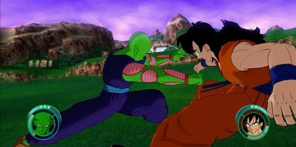 Imagen del primer Dragon Ball: Raging Blast