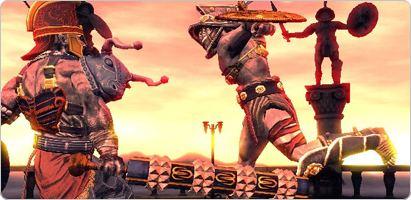 Gladiator AD, lo nuevo de los creadores de The Conduit para Wii