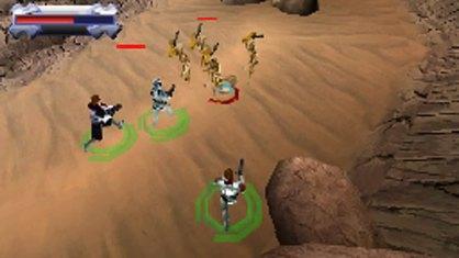 Star Wars Battlefront Elite DS