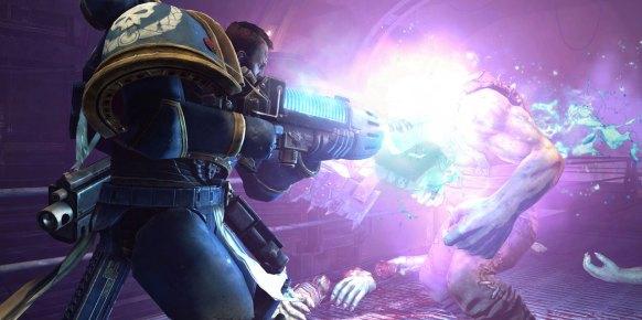 Warhammer 40K Space Marine Xbox 360